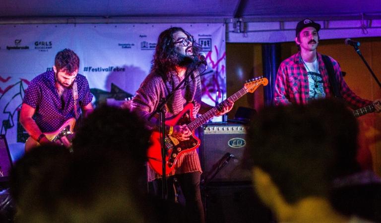 Festival FEBRE - foto de Hanna Carvalho